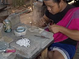 Bijoux thailandais