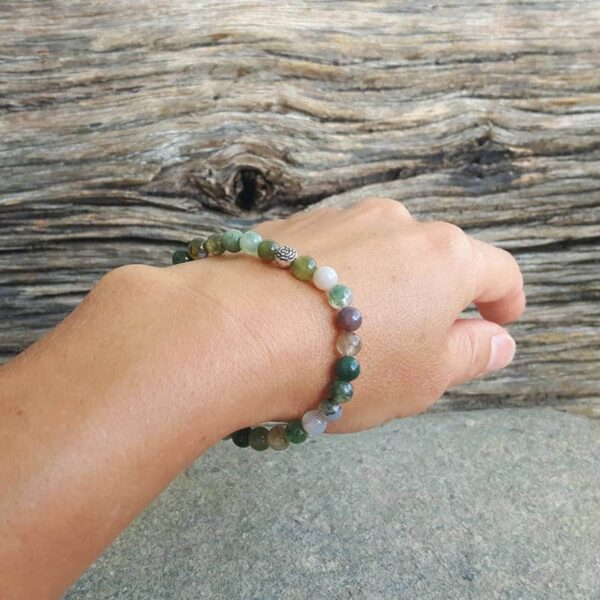 BALANCE pulsera de jaspe