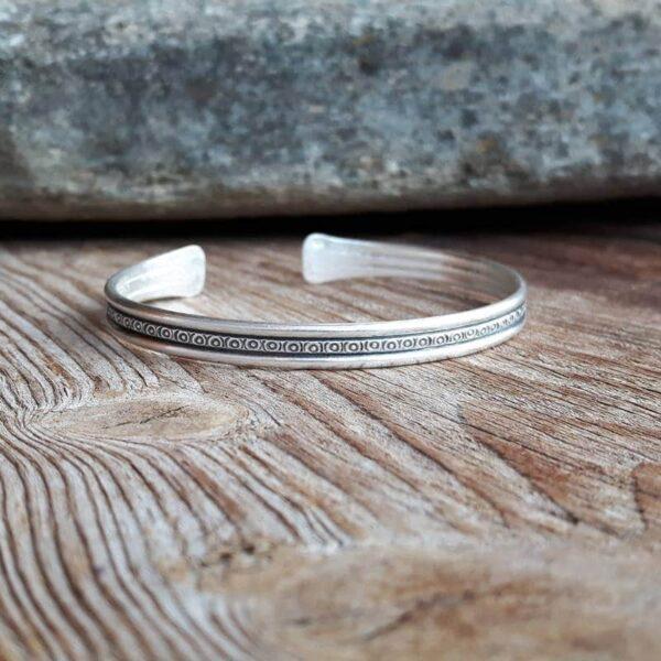 Bracciale KAREN in argento etnico